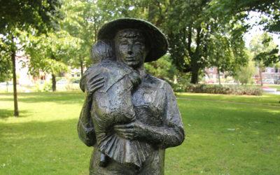 Wolkers en Leiden