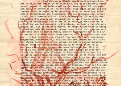 Brief uit Parijs, 1957