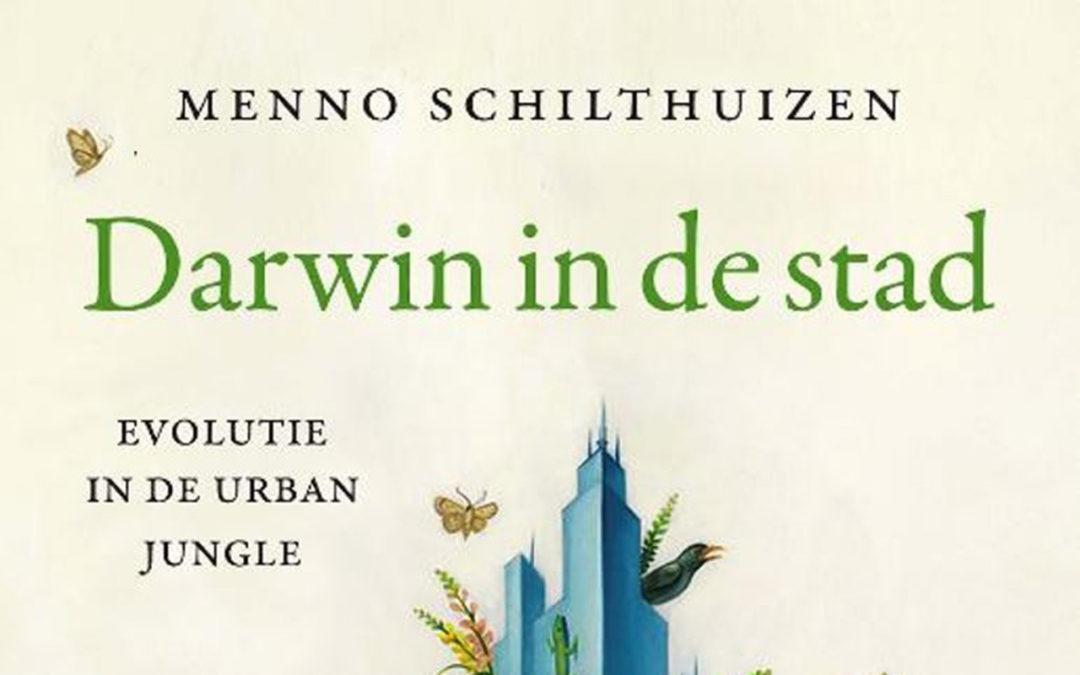 Menno Schilthuizen is winnaar Jan Wolkers Prijs 2018