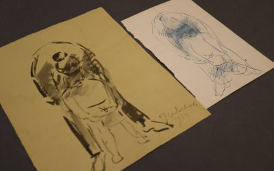 Wolkers en Rembrandt