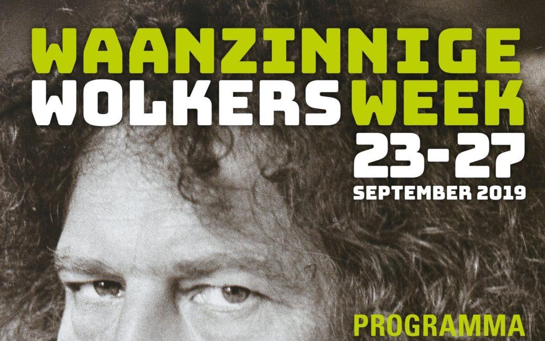 Waanzinnige Wolkers Week in Leiden!