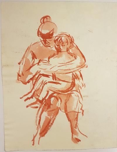 Wolkers tekening 4